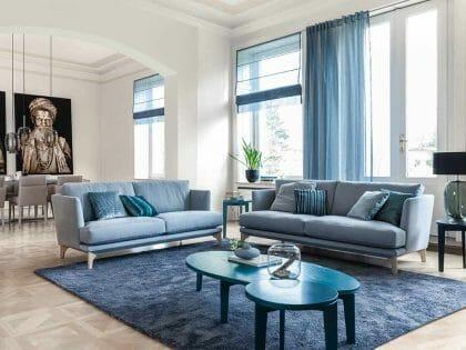 BIELEFELDER WERKSTÄTTEN POLO LIVING Sofa