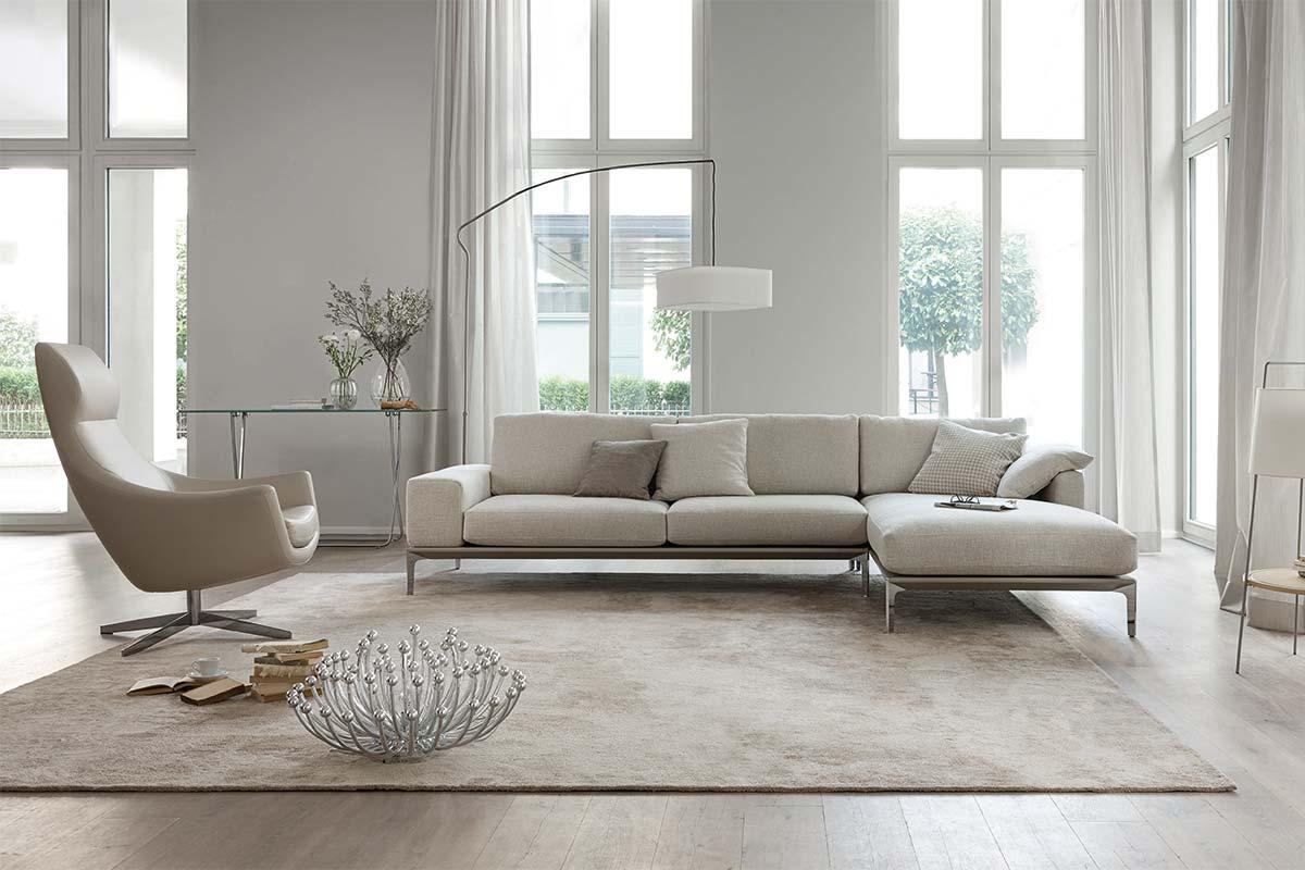 bielefelder werkst tten spirit sofa einrichtungsh user h ls. Black Bedroom Furniture Sets. Home Design Ideas