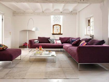 COR Sofa MELL LOUNGE