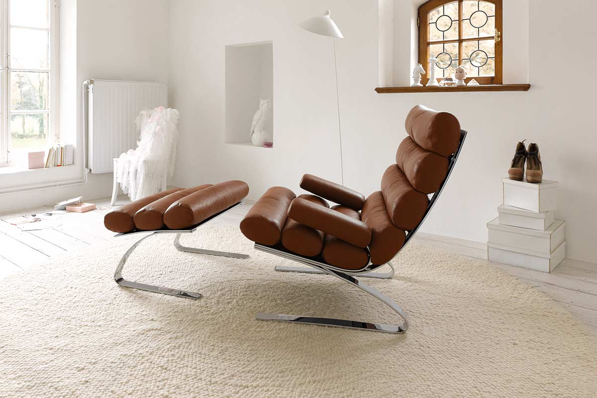 cor sinus sessel der klassiker von cor einrichtungsh user h ls. Black Bedroom Furniture Sets. Home Design Ideas