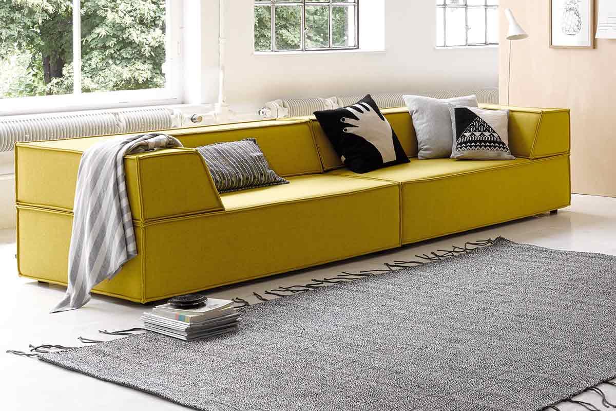 cor sofa trio kaufen. Black Bedroom Furniture Sets. Home Design Ideas