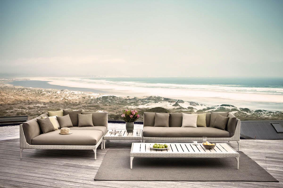 Dedon Mu Loungemöbel | Hochwertige Gartenmöbel | Einrichtungshäuser Hüls