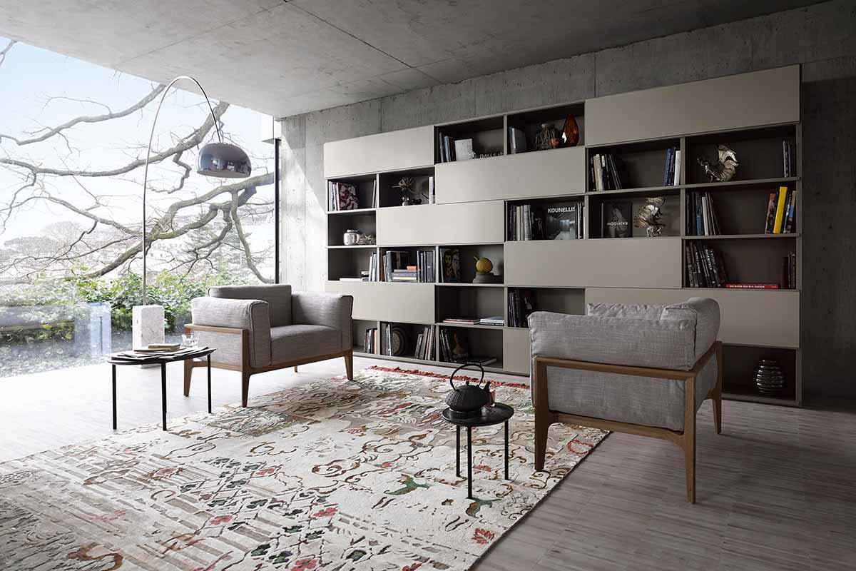 interl bke studimo flexibles regalsystem. Black Bedroom Furniture Sets. Home Design Ideas