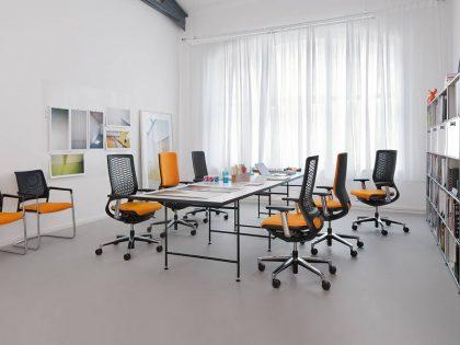 KLÖBER Büro-Drehstuhl MERA