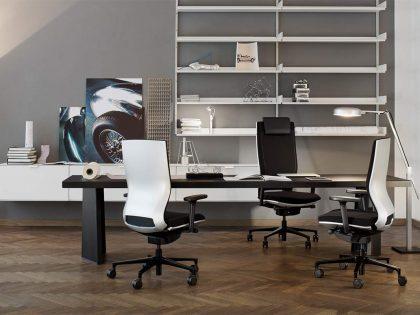 KLÖBER Büro-Drehstuhl MOTEO PERFECT