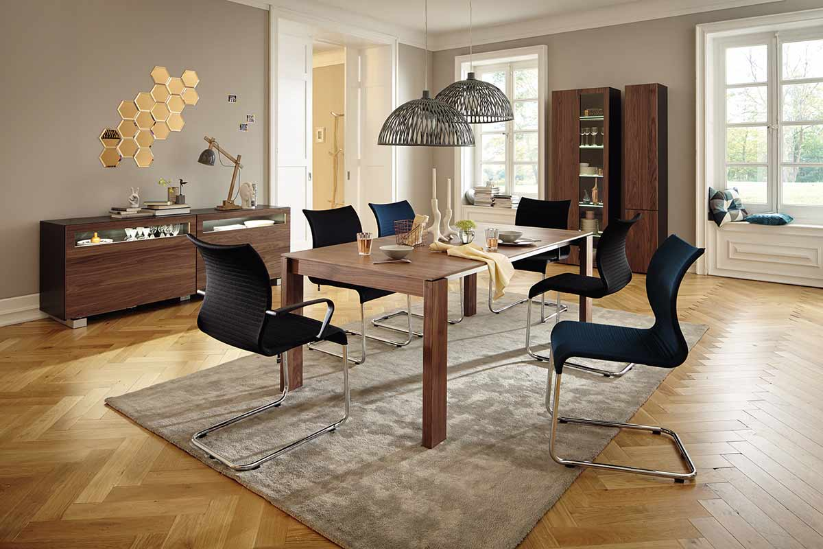 now dining esttisch und st hle einrichtungsh user h ls. Black Bedroom Furniture Sets. Home Design Ideas