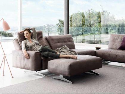 ROLF BENZ Sofa 50