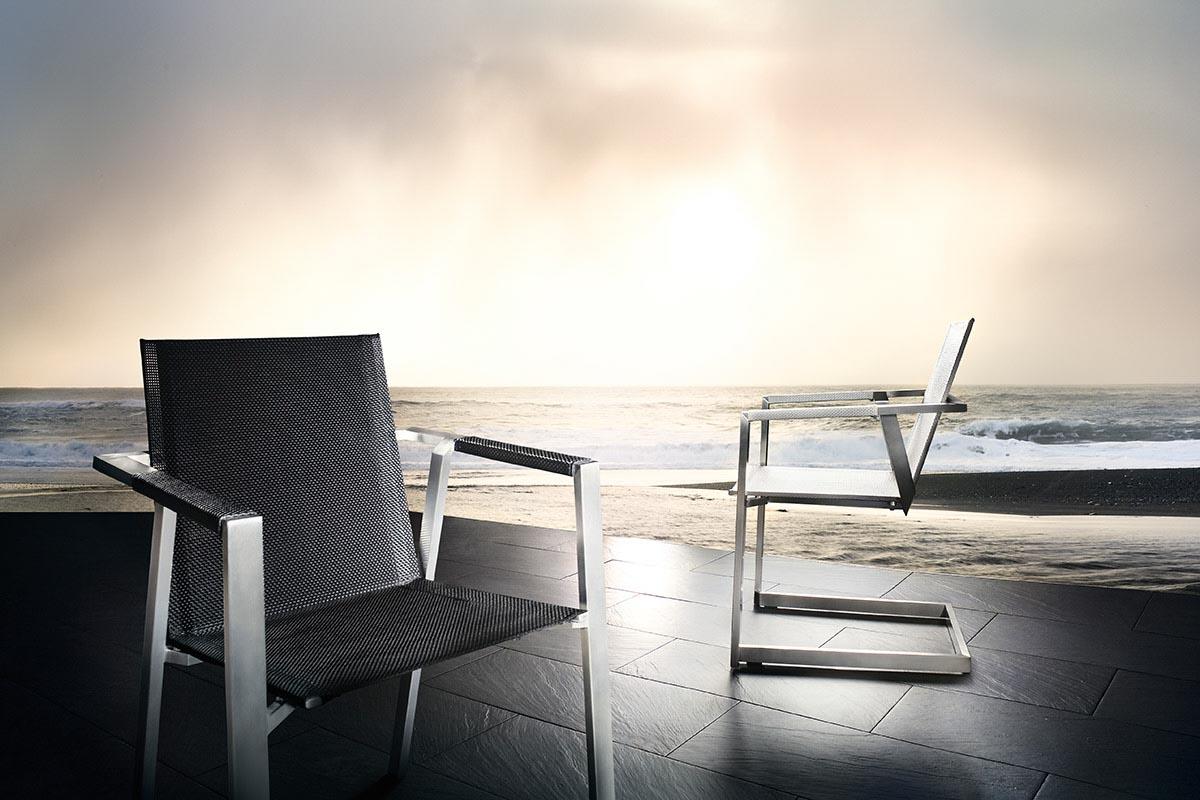 solpuri allure stuhl design edelstahl gartenm bel einrichtungsh user h ls. Black Bedroom Furniture Sets. Home Design Ideas