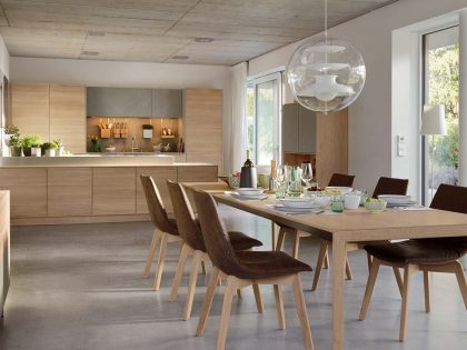 Team 7 Küche Filigno