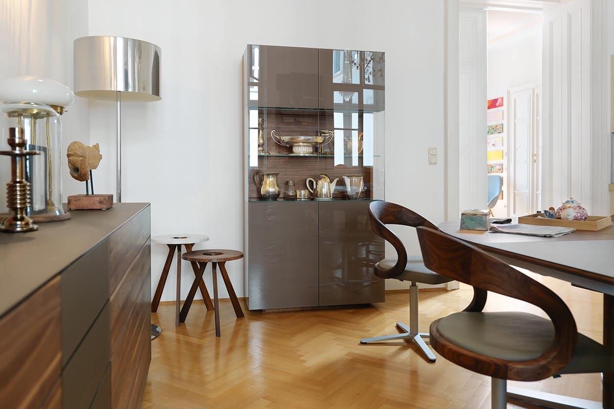 team 7 esszimmer cubus einrichtungsh user h ls schwelm. Black Bedroom Furniture Sets. Home Design Ideas