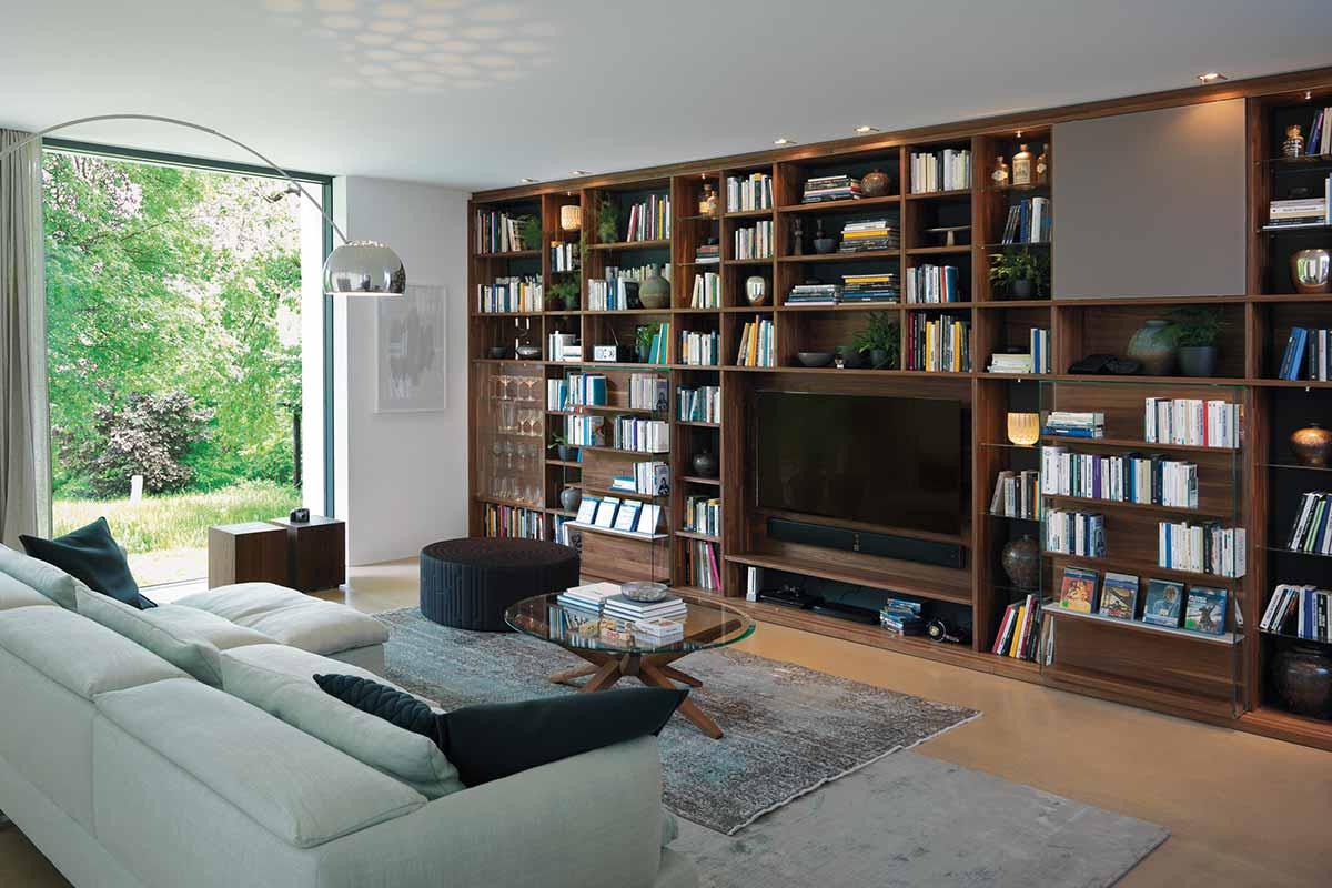 team 7 regalsystem cubus einrichtungsh user h ls schwelm. Black Bedroom Furniture Sets. Home Design Ideas