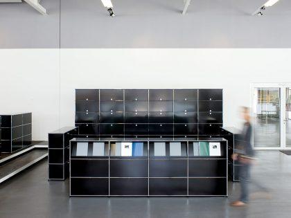USM Haller Möbelbausystem