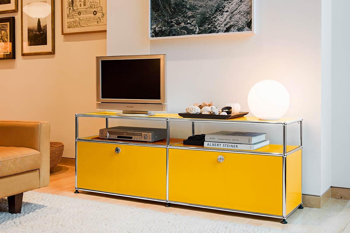 Usm Möbelbausystem usm haller tv möbel einrichtungshäuser hüls schwelm