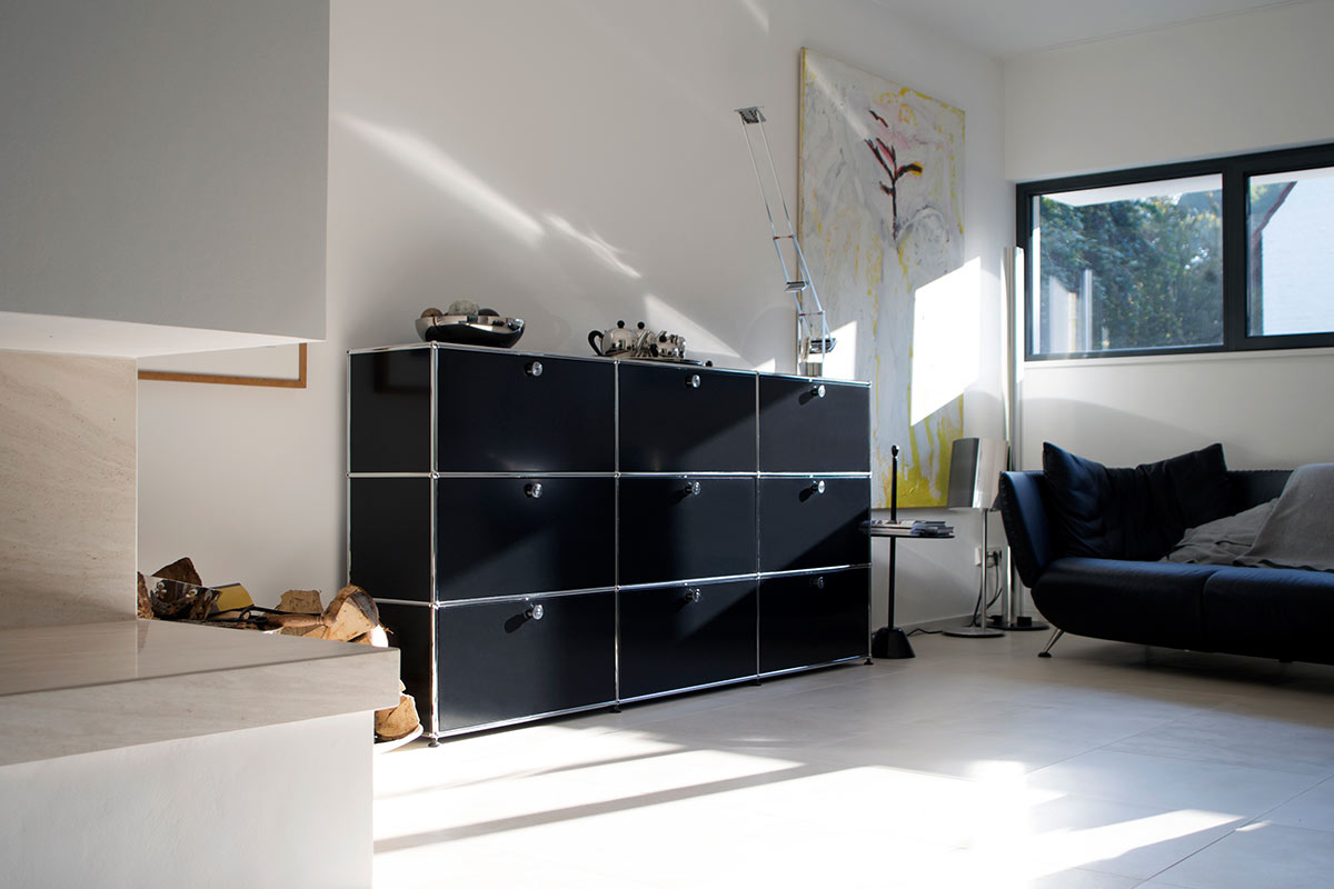 usm haller sideboard einrichtungsh user h ls schwelm. Black Bedroom Furniture Sets. Home Design Ideas