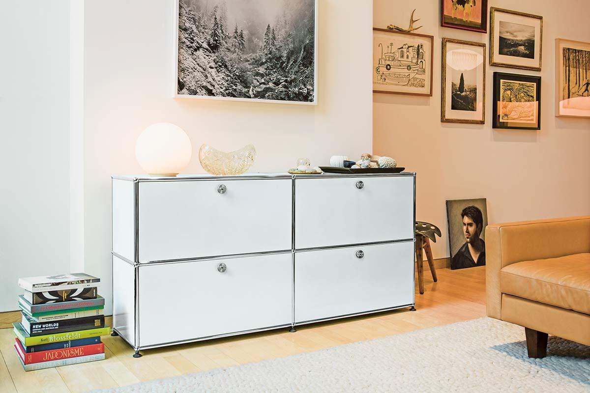 Usm Möbelbausystem usm haller sideboard einrichtungshäuser hüls schwelm