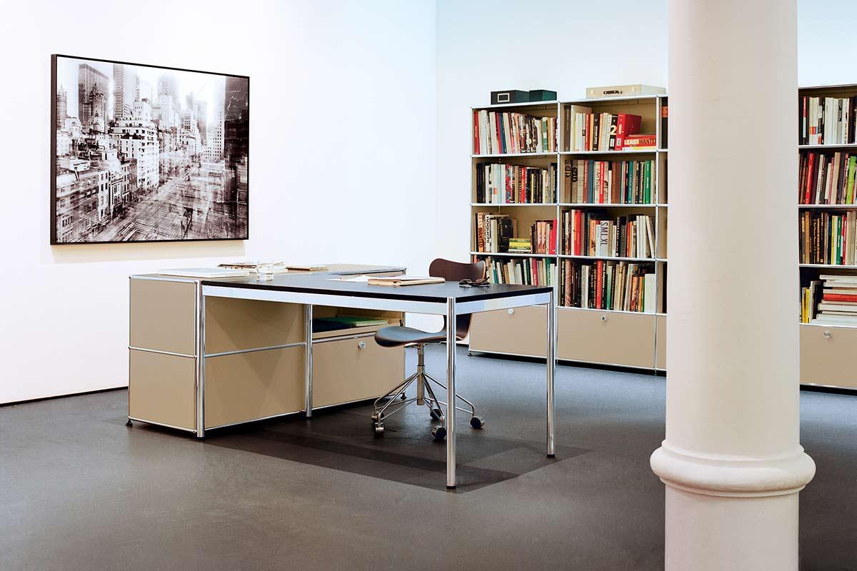 USM Haller Tisch - Einrichtungshäuser Hüls Schwelm
