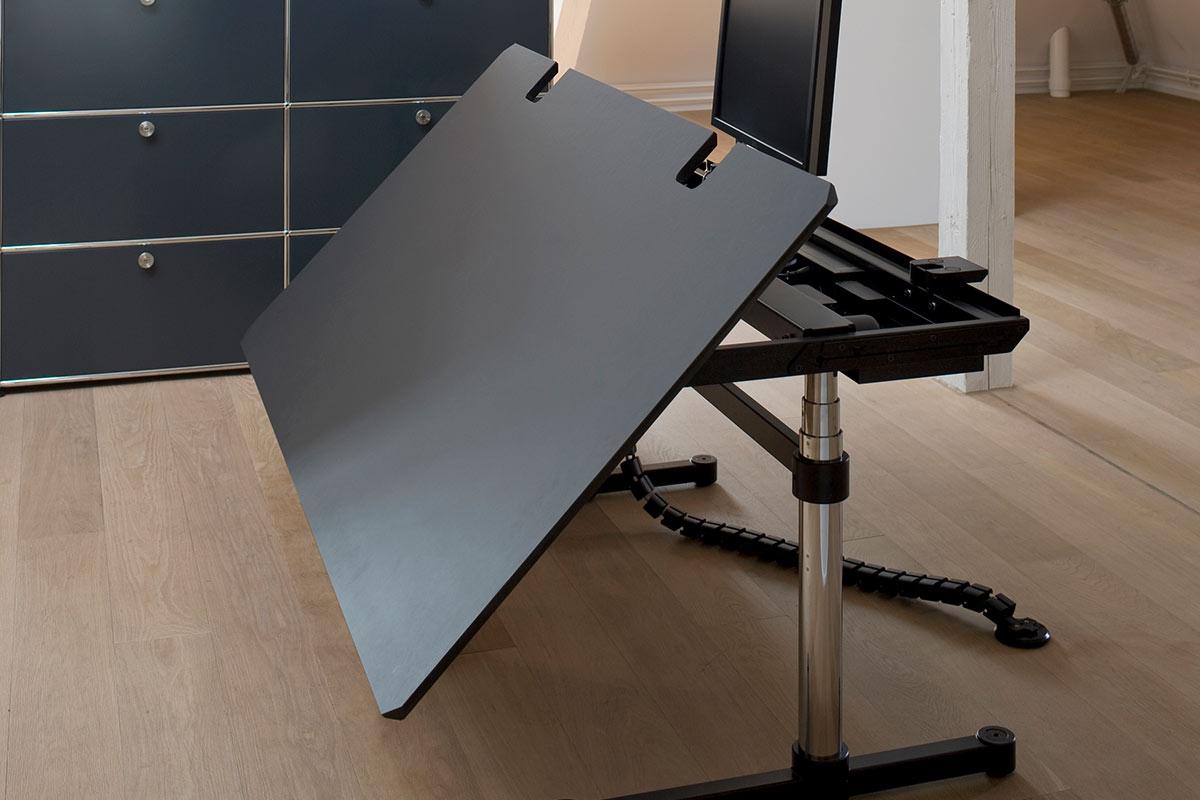 usm schreibtisch kitos einrichtungsh user h ls schwelm. Black Bedroom Furniture Sets. Home Design Ideas
