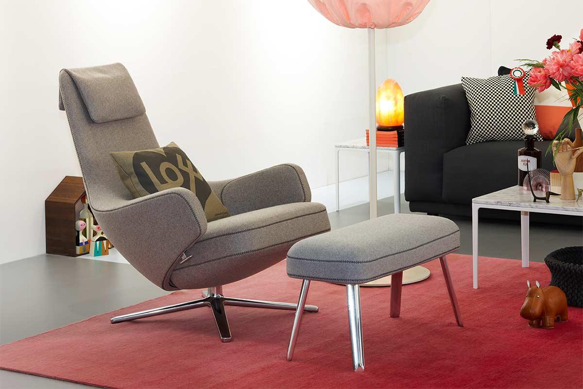 Vitra repos sessel einrichtungsh user h ls schwelm for Vitra design sessel