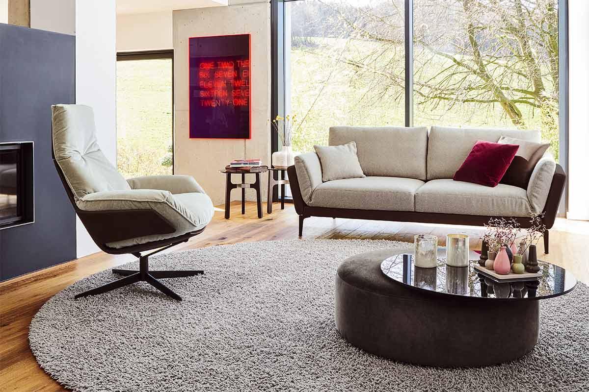 Bielefelder Werkstatten Eternity Sofa Einrichtungshauser Hul