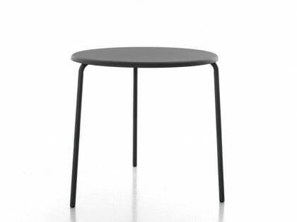 Conmoto Tisch Alu Mito schwarz