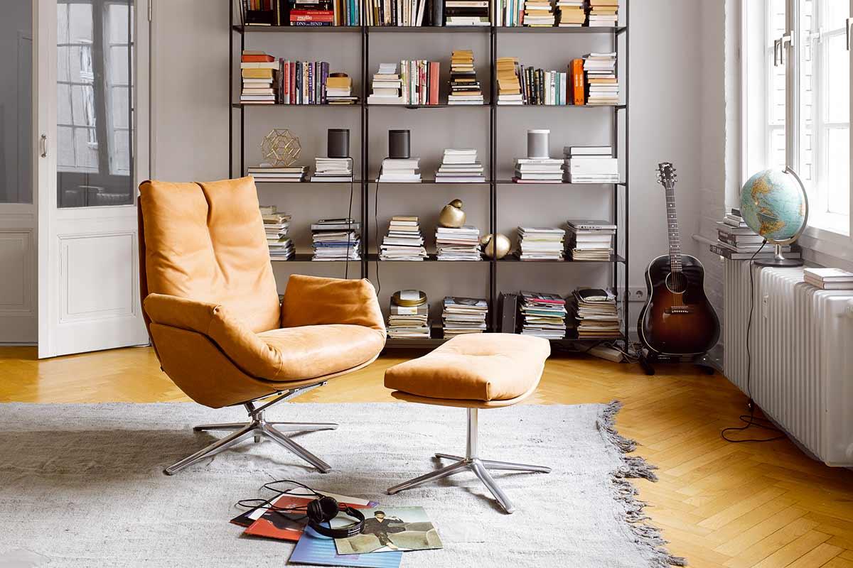 Cor Cordia Lounge Sessel von Cor - der bequeme Lounge-Sessel bei Hüls