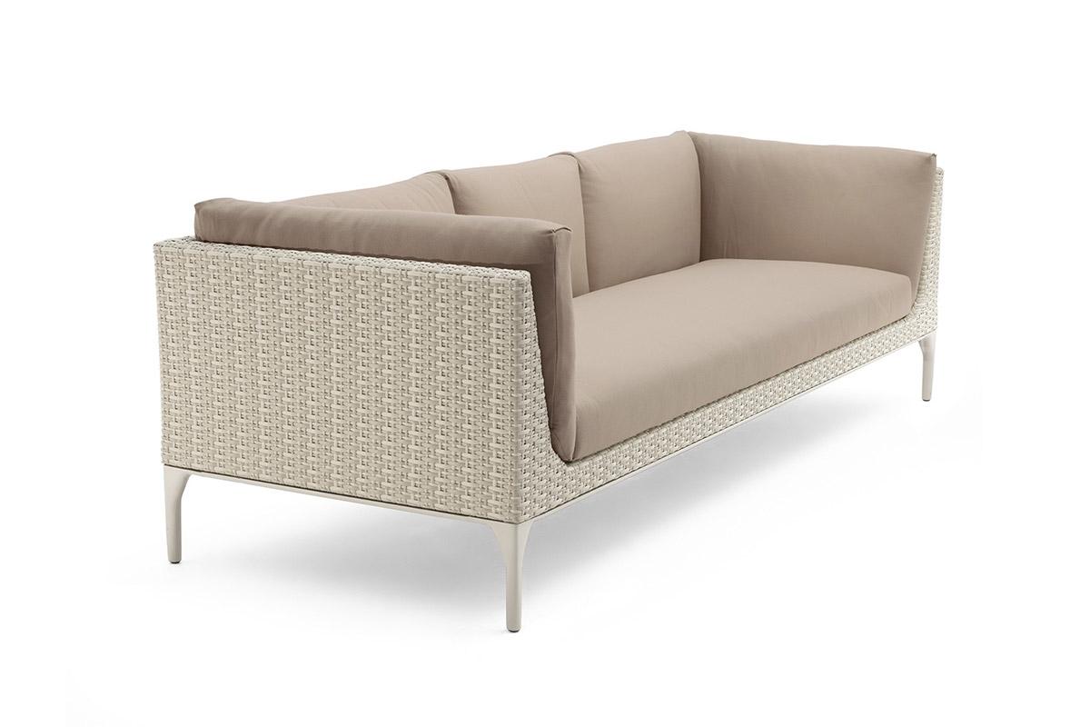 dedon mu sofa hochwertige gartenm bel einrichtungsh user h ls. Black Bedroom Furniture Sets. Home Design Ideas
