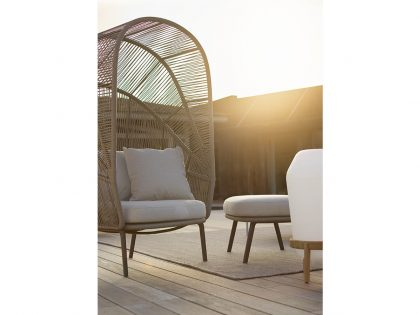 Dedon Rilly Cocoon-Sessel