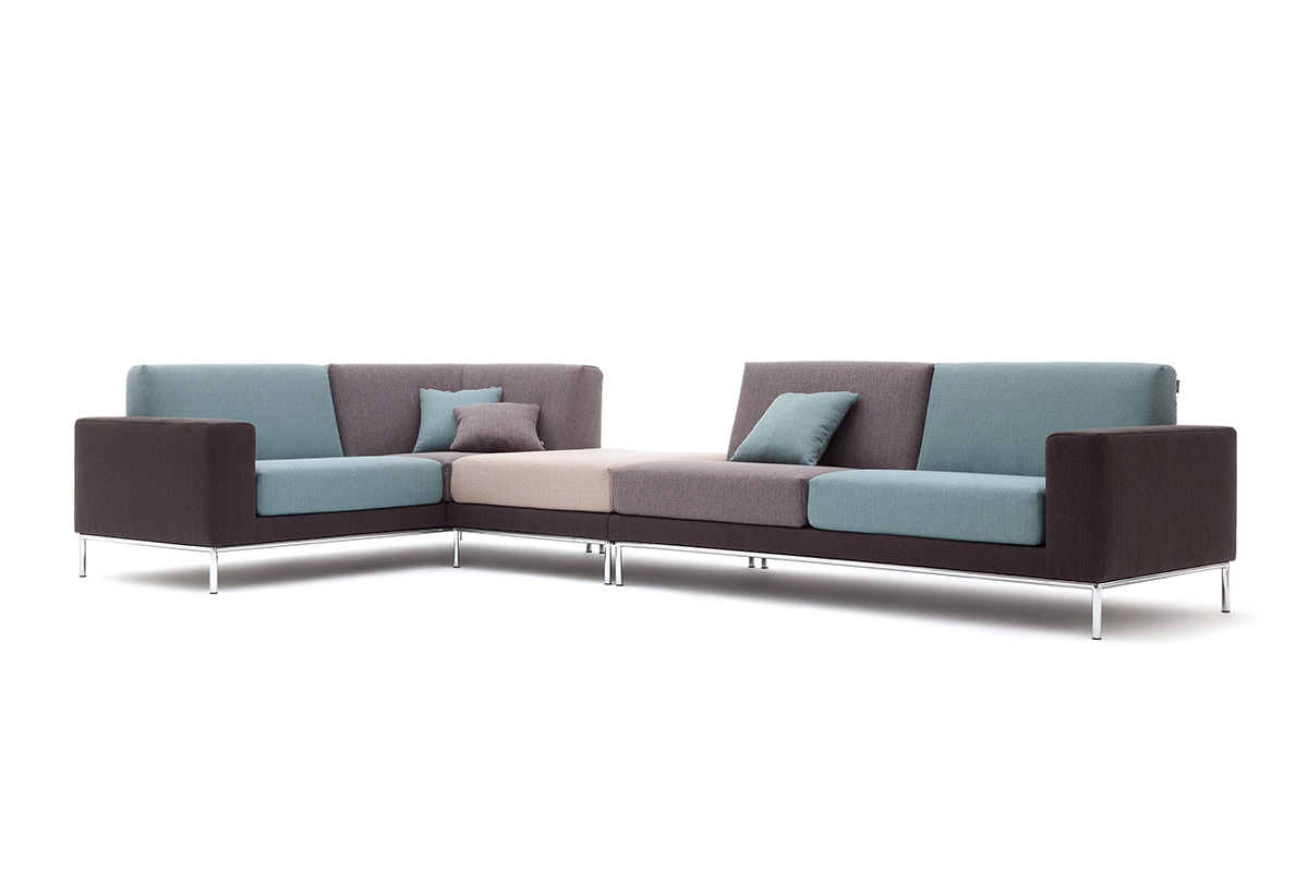 Freistil 183 sofa markenm bel bei den for Sofa benz rolf