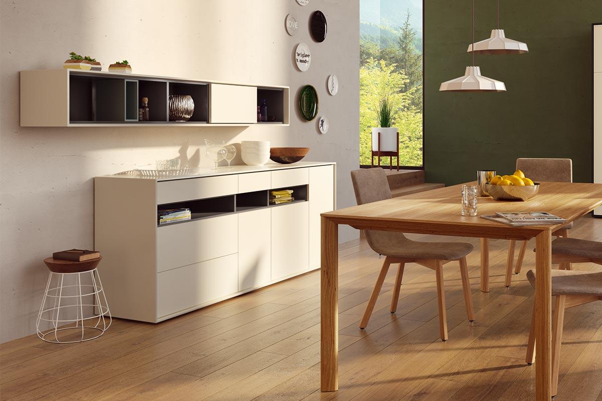 h lsta scopia sideboard einrichtungsh user h ls schwelm. Black Bedroom Furniture Sets. Home Design Ideas