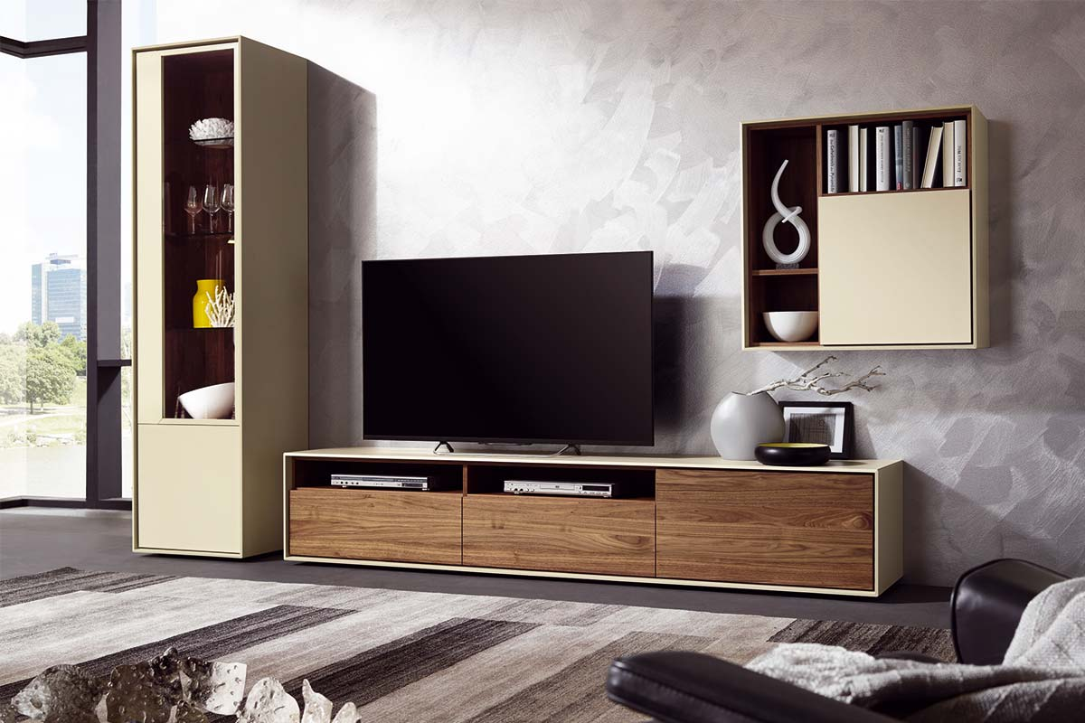 h lsta scopia wohnwand einrichtungsh user h ls schwelm. Black Bedroom Furniture Sets. Home Design Ideas