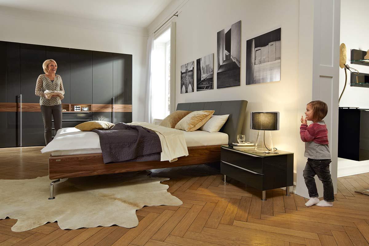 hülsta Metis plus Schlafzimmer - Einrichtungshäusern Hüls