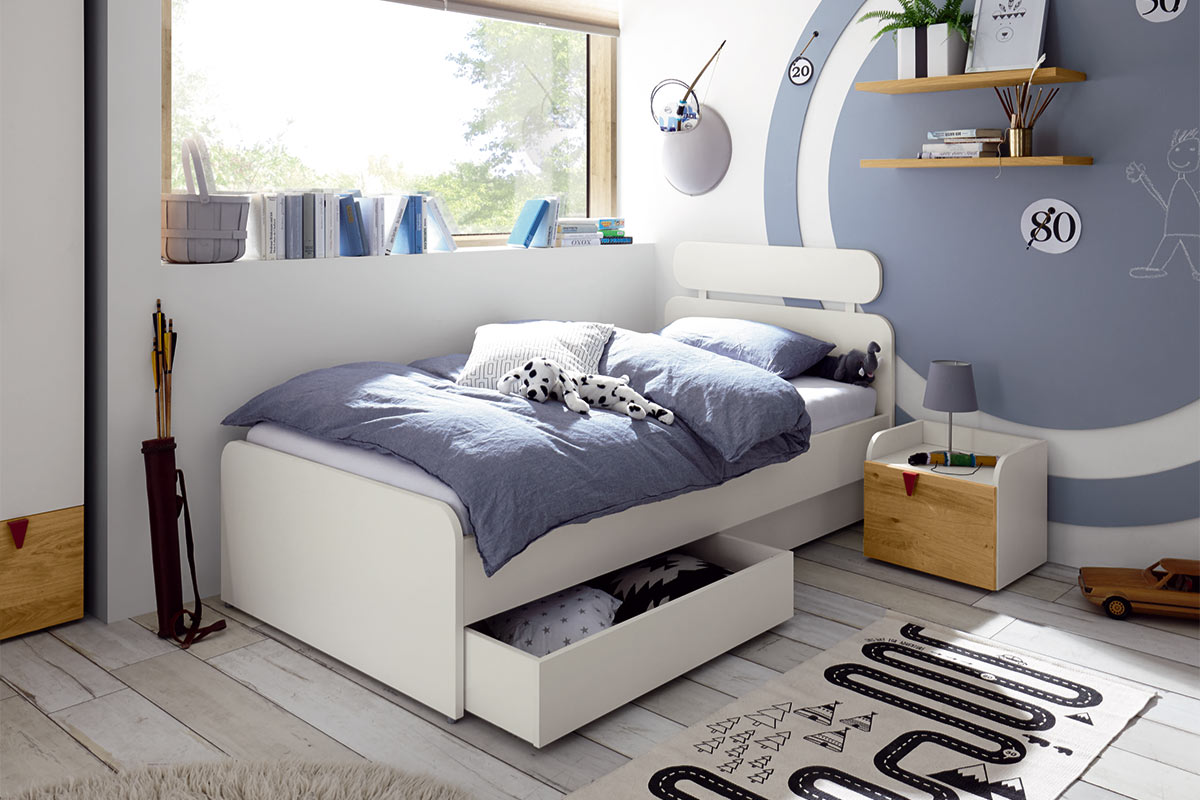 now minimo kinderbett einrichtungsh user h ls schwelm. Black Bedroom Furniture Sets. Home Design Ideas
