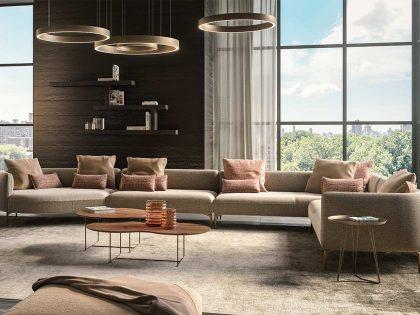 Jori Sophia Landscape Sofa