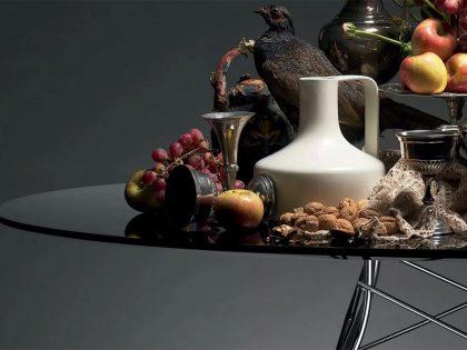 Kartell Tisch Glossy