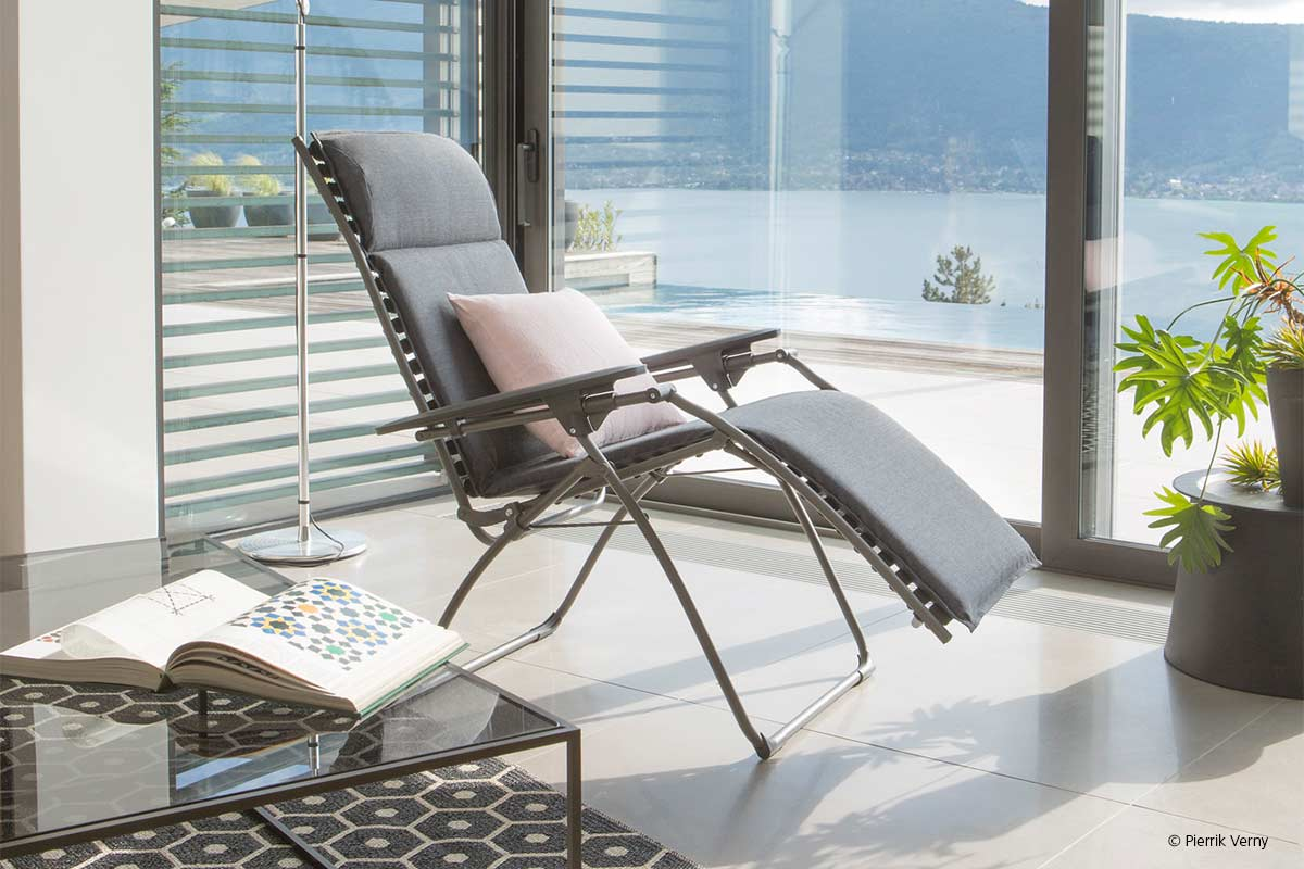 Lafuma Evolution Relaxsessel | Design-Gartenmöbel | Hüls in Schwelm