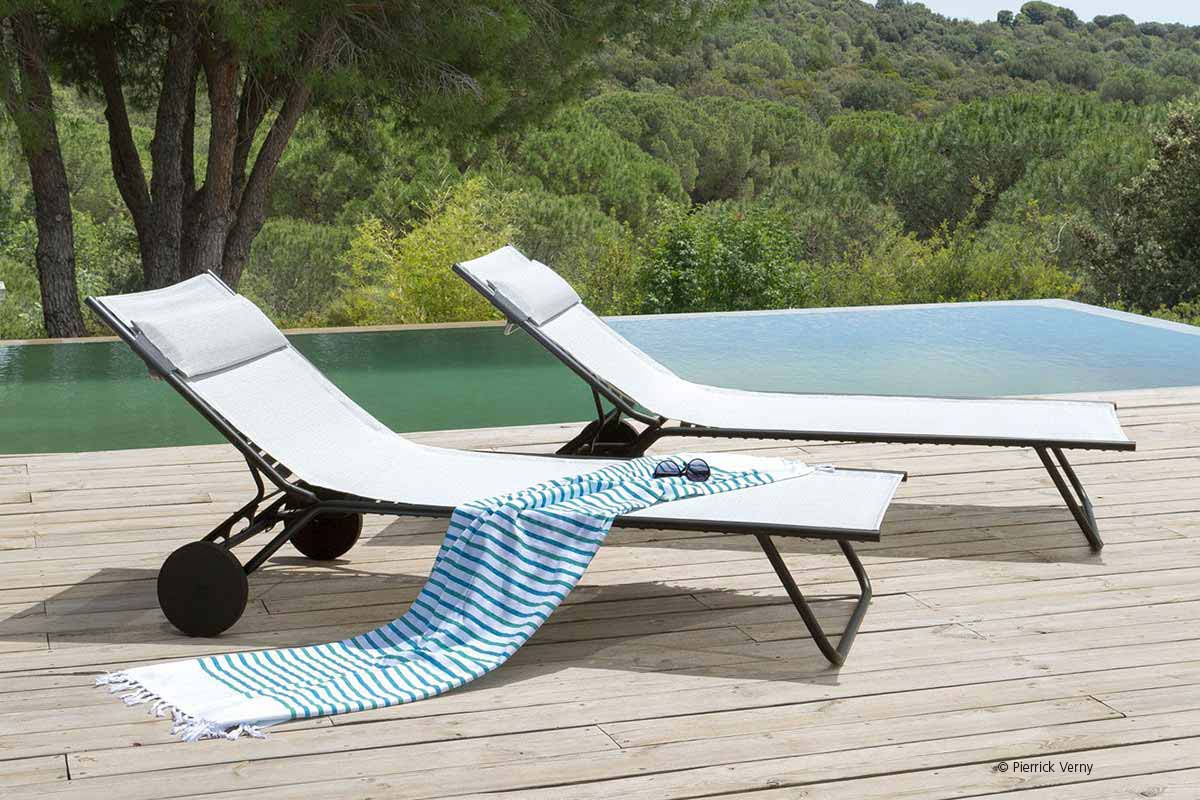 Lafuma Miami Liege | Design-Gartenmöbel | Hüls in Schwelm