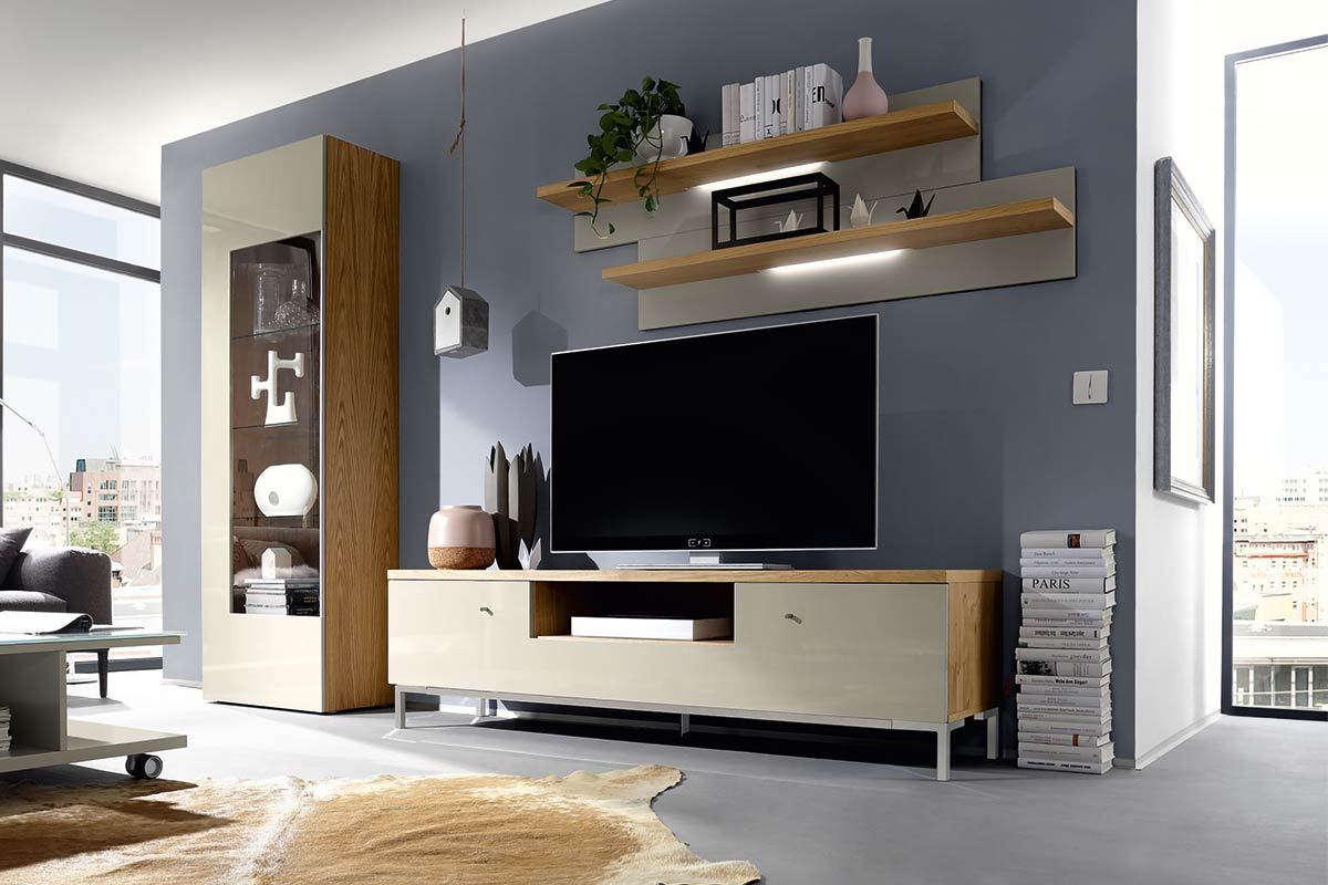 now time wohnwand einrichtungsh user h ls schwelm. Black Bedroom Furniture Sets. Home Design Ideas