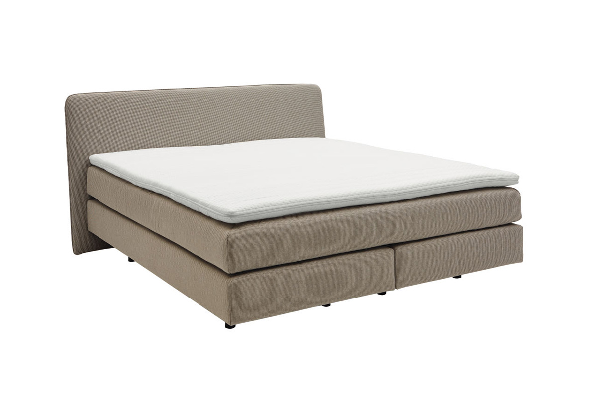 Now boxspring bett b einrichtungsh user h ls schwelm for Betthusse boxspring bett