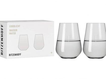 Ritzenhoff Wasserglas-Set Fjordlicht