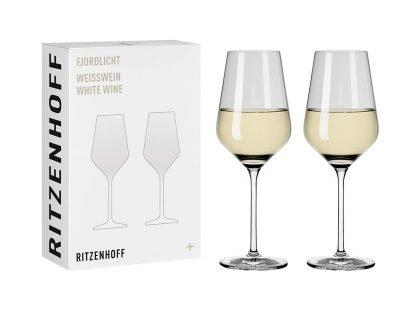 Ritzenhoff Weißweinglas-Set Fjordlicht