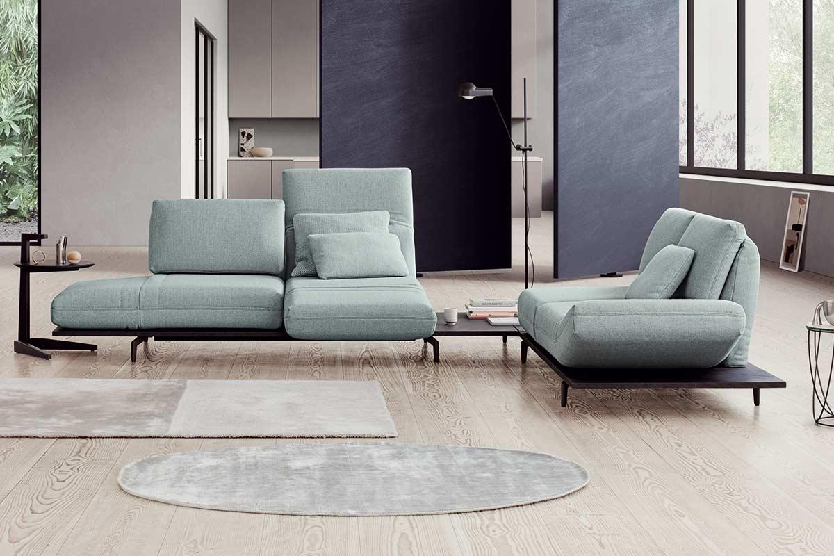rolf benz aura sofa einrichtungsh user h ls in schwelm. Black Bedroom Furniture Sets. Home Design Ideas