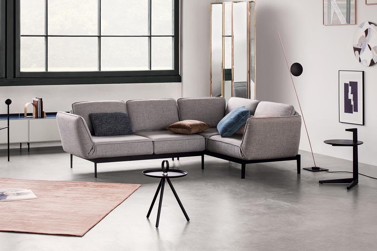 rolf benz mera sofa einrichtungsh user h ls in schwelm. Black Bedroom Furniture Sets. Home Design Ideas