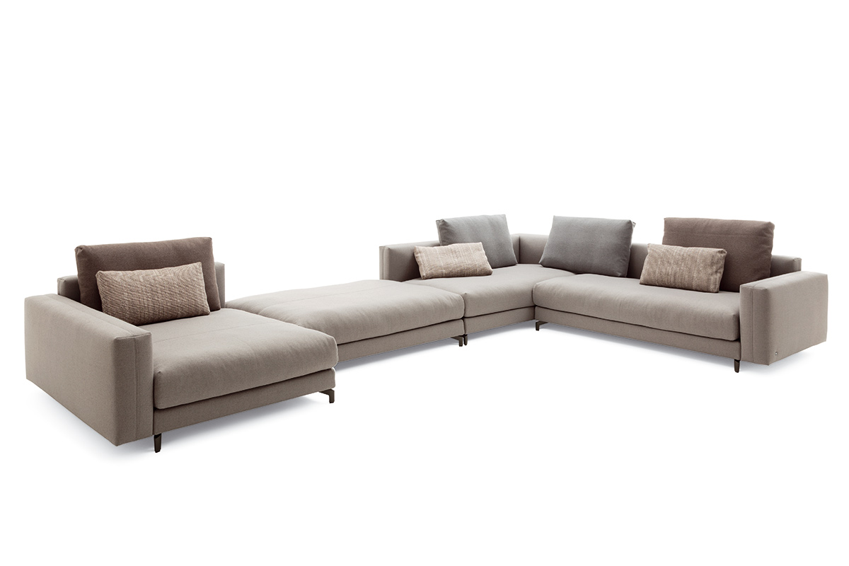 Rolf benz nuvola sofa einrichtungsh user h ls in schwelm for Sofa benz rolf