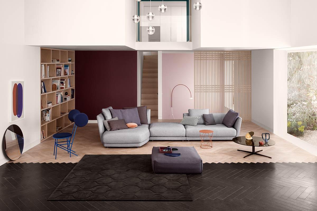 rolf benz tondo sofa einrichtungsh user h ls in schwelm. Black Bedroom Furniture Sets. Home Design Ideas