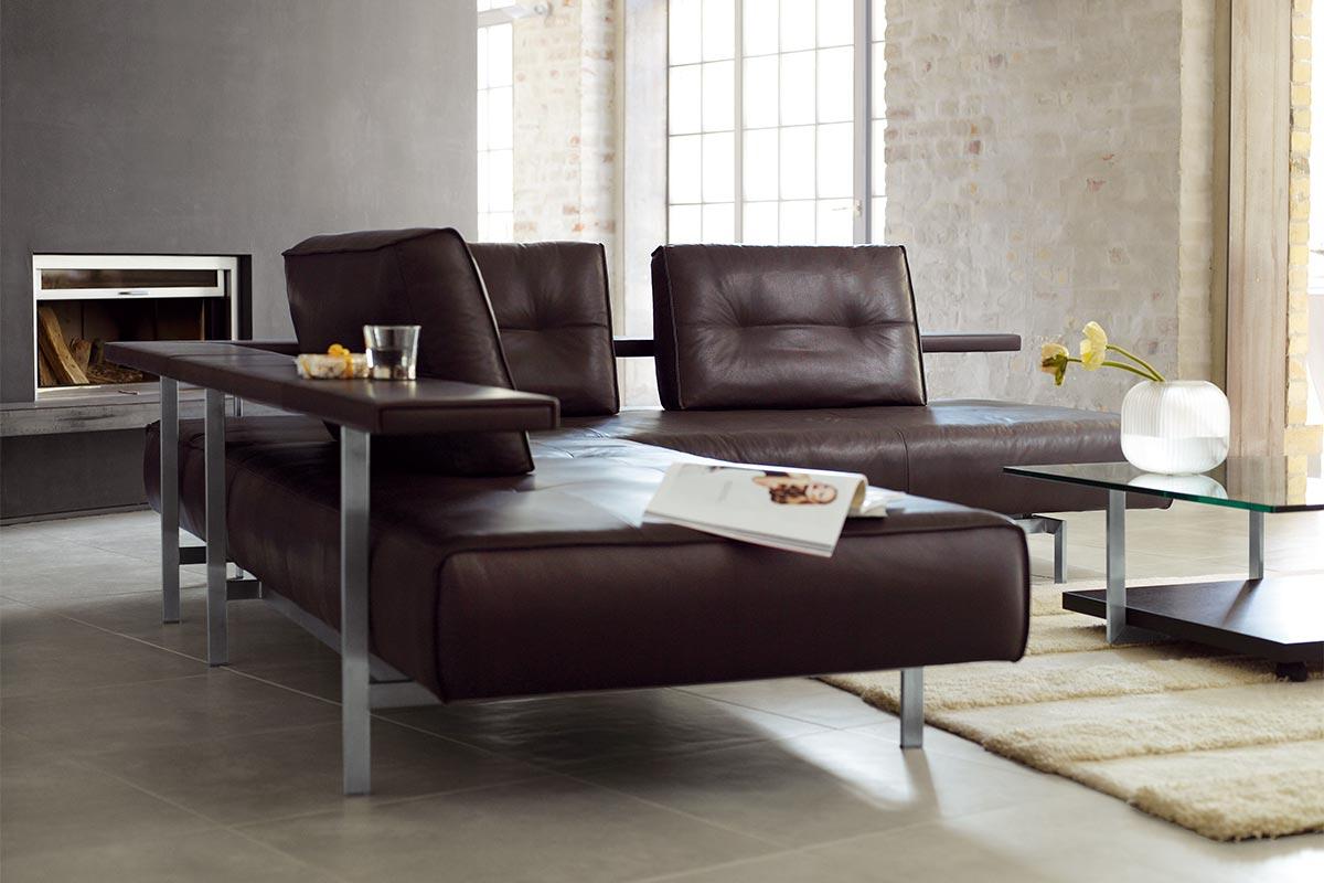 rolf benz dono sofa einrichtungsh user h ls schwelm. Black Bedroom Furniture Sets. Home Design Ideas