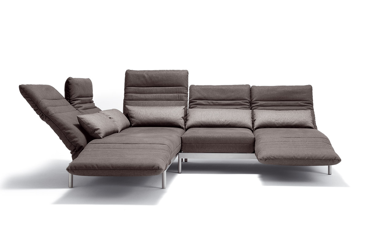 Rolf benz plura sofa rolf benz plura funktionalit t for Rolf benz shop
