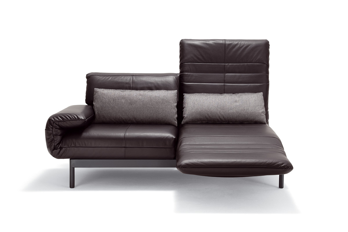 ledersofa rolf benz. Black Bedroom Furniture Sets. Home Design Ideas