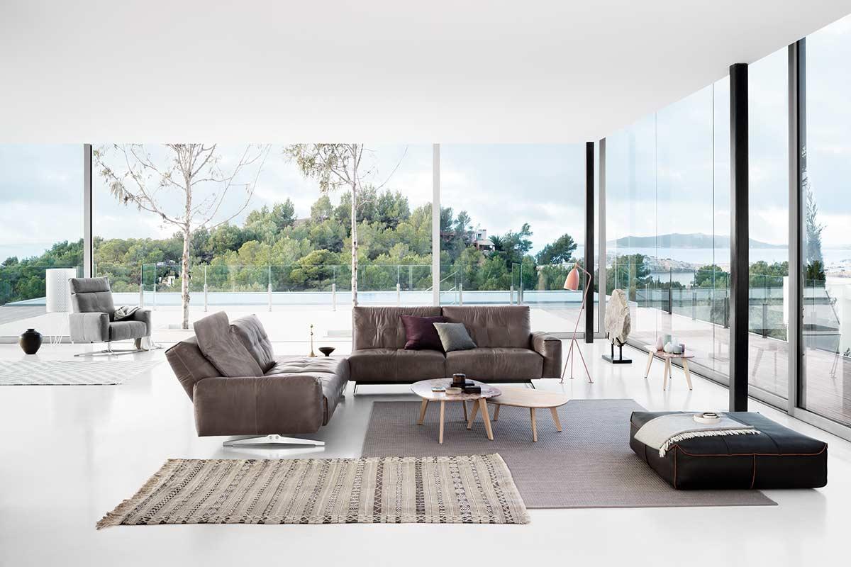 ROLF BENZ 50 Sofa - Einrichtungshäuser Hüls Schwelm