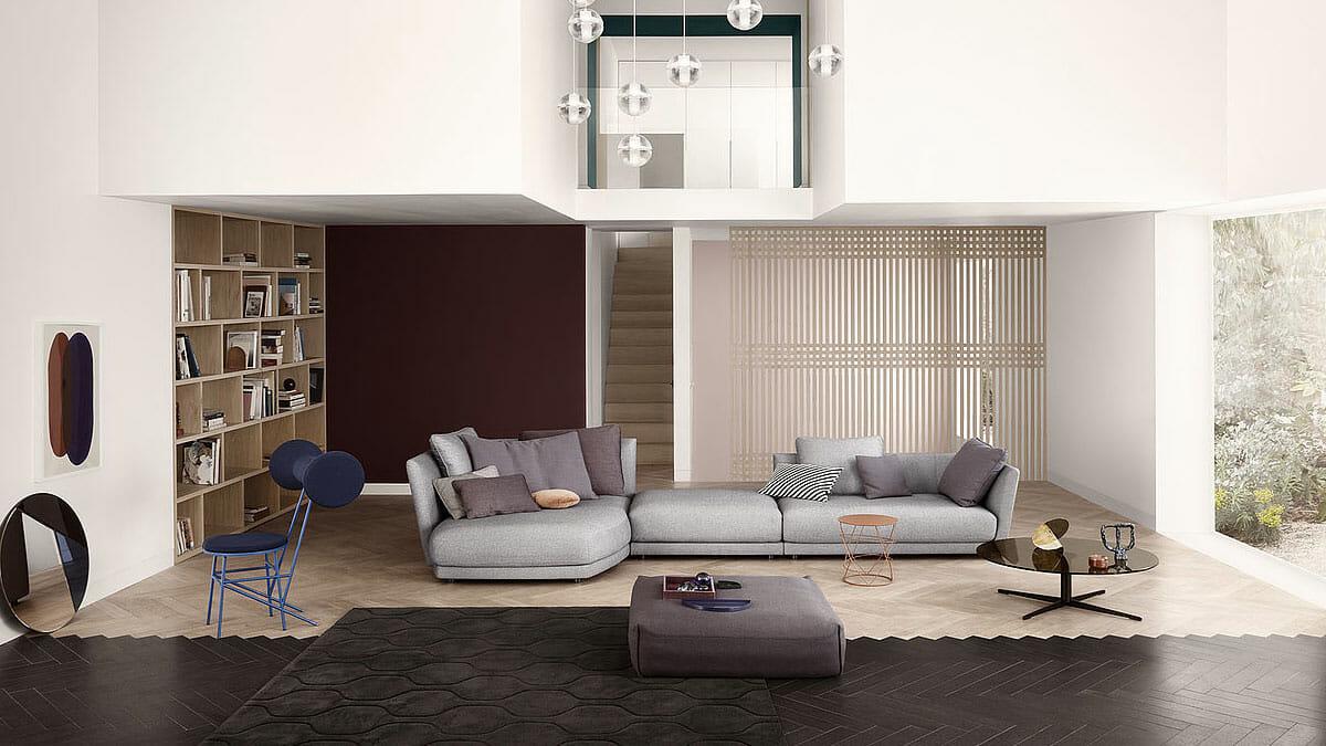 neu bei uns rolf benz tondo einrichtungsh user h ls in. Black Bedroom Furniture Sets. Home Design Ideas