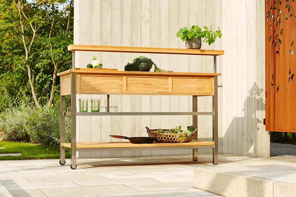 solpuri butler k chenwagen design gartenm bel h ls. Black Bedroom Furniture Sets. Home Design Ideas